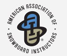 American Association of Snowboard Instructors Seal
